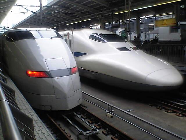 名古屋へゴー!
