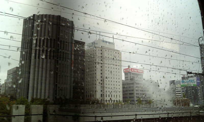 雨のトウキョー