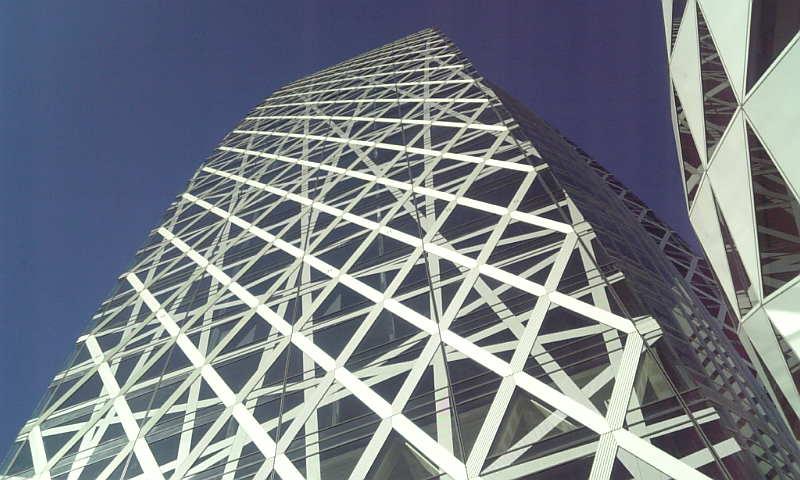 新宿西口摩天楼