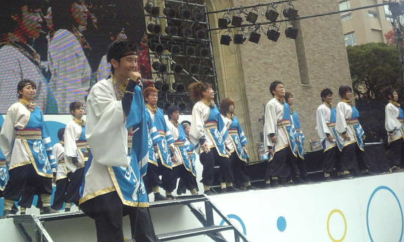 早稲田祭2009〜11/8 OP〜