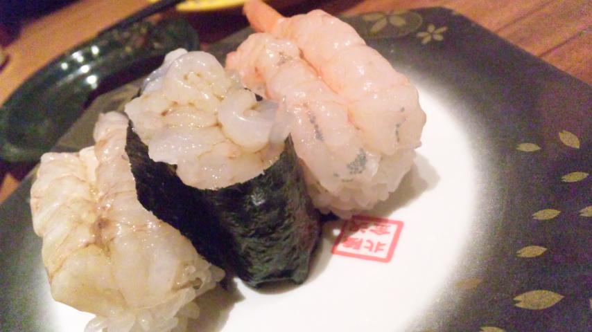 モリモリが『もりもり寿司』でモリモリ寿司を食べるの巻!